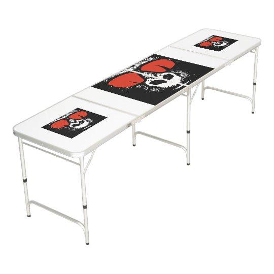 Gorila con los vidrios mesa de pong