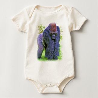 Gorila del Silverback en aceite Bodi