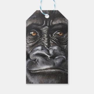 Gorila Etiquetas Para Regalos