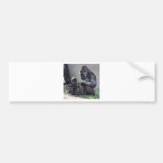 Gorila Pegatina Para Coche