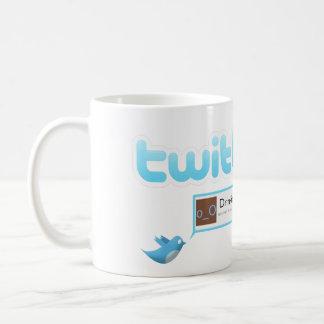 Gorjeo de té consumición tazas