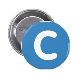 Gorjeo del emoji de la letra C