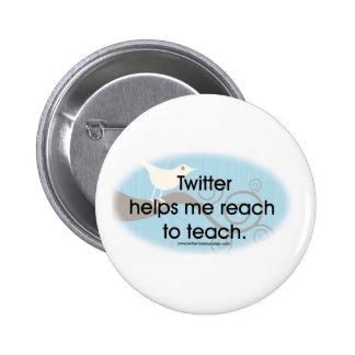 Gorjeo para los educadores pin