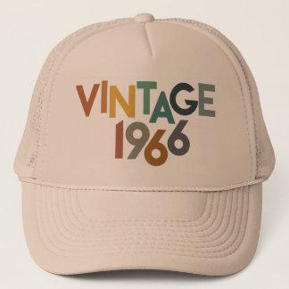 Gorra 1966 del camionero del vintage