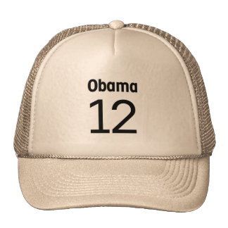 Gorra 2012 del camionero de Obama