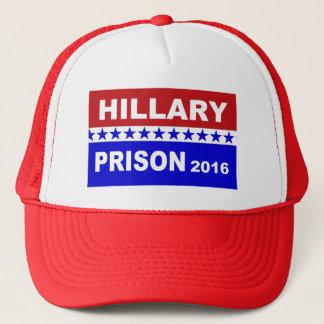 Gorra 2016 de la prisión de Hillary