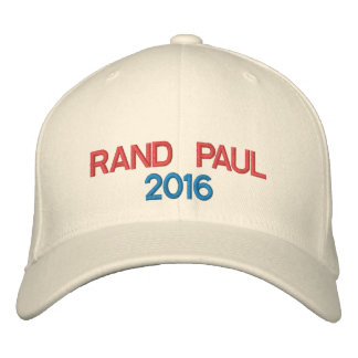 Gorra 2016 de Paul del rand