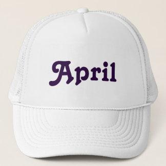 Gorra abril