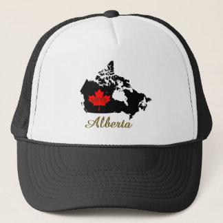 Gorra adaptable de Canadá de la provincia del amor