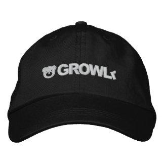 Gorra ajustable de GROWLr