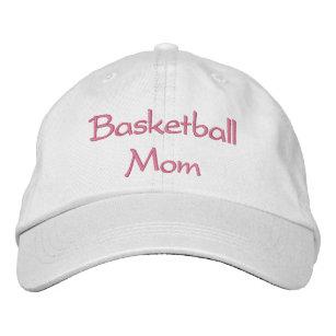 dae71df99b533 Gorra ajustable de la mamá del baloncesto