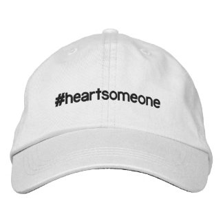 Gorra ajustable del #HEARTSOMEONE