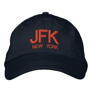 Gorra ajustable personalizado aeropuerto de JFK