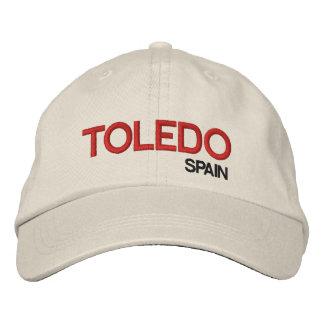 Gorra ajustable personalizado España de Toldeo*