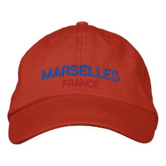 Gorra ajustable personalizado Francia de Marsella