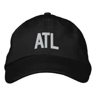 Gorra ajustable personalizado Georgia de ATL