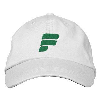 Gorra ajustable personalizado gorra de béisbol bordada