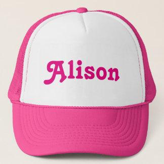 Gorra Alison