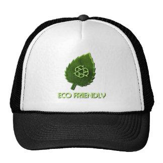 Gorra amistoso de Eco