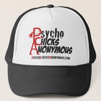 Gorra anónimo #1 de los polluelos psicos