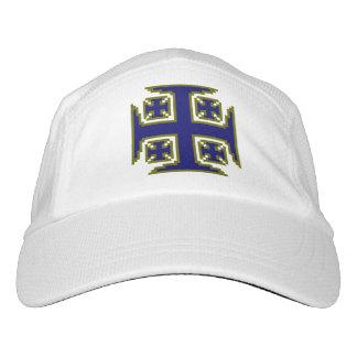 Gorra azul del funcionamiento de Kross™ Gorra De Alto Rendimiento