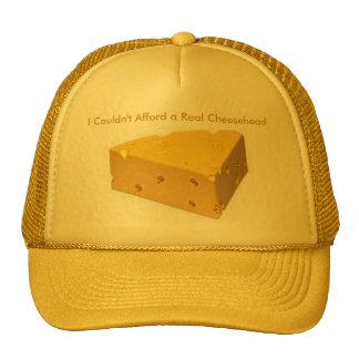 Gorra barato de Cheesehead