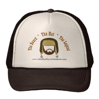 "Gorra ""barba, gorra, leyenda "" del camionero de Bi"
