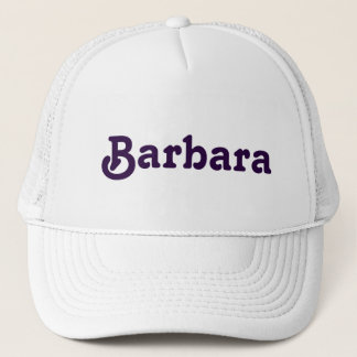 Gorra Barbara