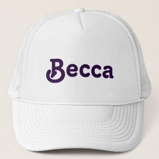 Gorra Becca