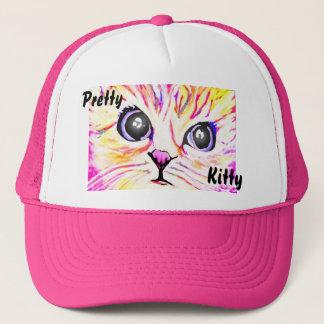 Gorra bonito del gatito