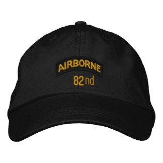 Gorra Bordada 82.o Aerotransportado