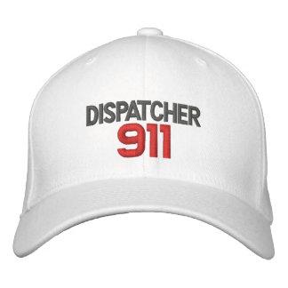 Gorra Bordada 911, despachador
