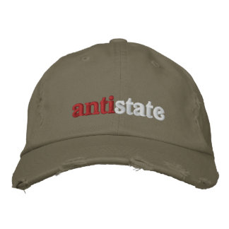 Gorra Bordada Antistate
