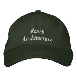 Gorra Bordada Arquitectura de Roark
