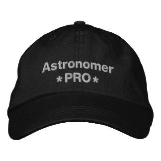 Gorra Bordada Astrónomo favorable