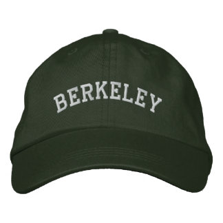 Gorra Bordada Berkeley
