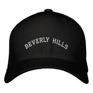 Gorra Bordada Beverly Hills