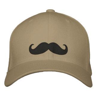 Gorra Bordada bigote i usted una pregunta