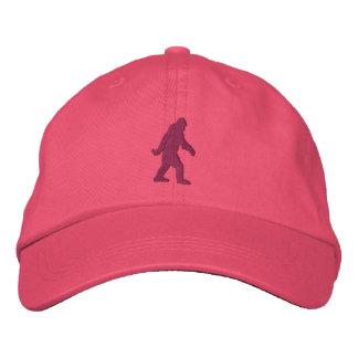 Gorra Bordada Bordado de Sasquatch Bigfoot
