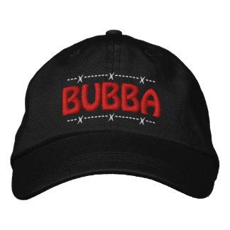 Gorra Bordada ¡Bubba! Apodo divertido del campesino sureño