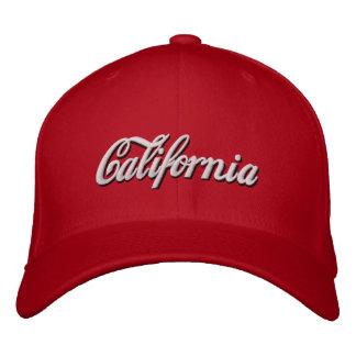 Gorra Bordada California