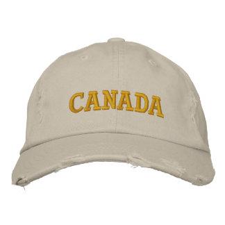 Gorra Bordada Canadá