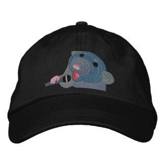 Gorra Bordada Casquillo bordado de la rata del canto