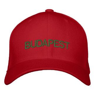 Gorra Bordada Casquillo de Budapest
