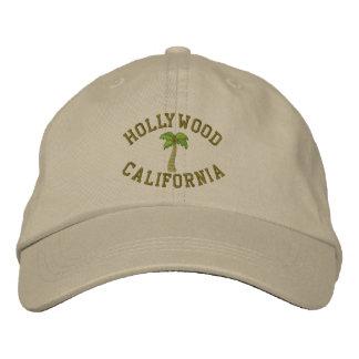 Gorra Bordada Casquillo de Hollywood California