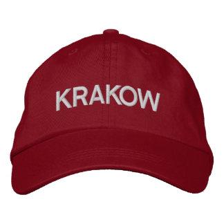 Gorra Bordada Casquillo de Kraków