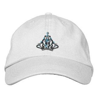 Gorra Bordada Casquillo de la tiara