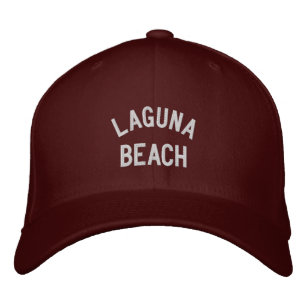 Gorra Bordada Casquillo de las señoras del LAGUNA BEACH c9ffbcf39f4