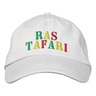 Gorra Bordada Casquillo de Ras Tafari