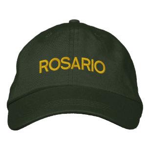 Gorra Bordada Casquillo de Rosario e748bf4ba20